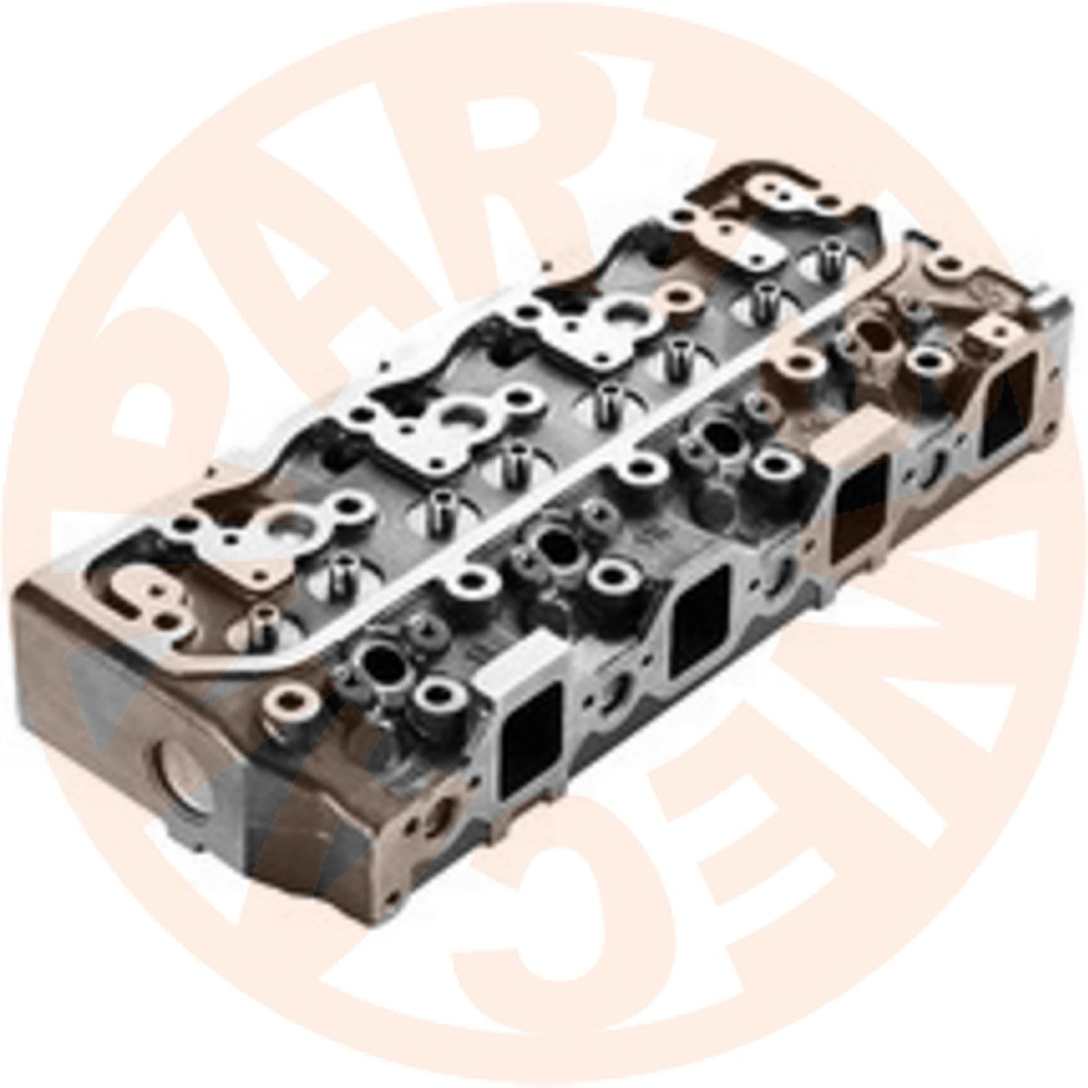 Cylinder Head Isuzu 4bd1 Engine Excavator Aftermarket