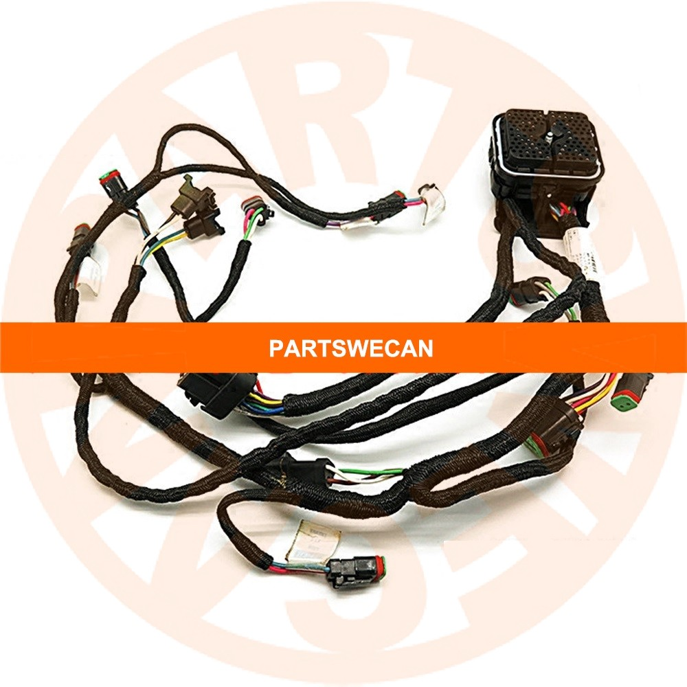 WIRE HARNESS 235-8202 CATERPILLAR C9 ENGINE 330D E330D EXCAVATOR  AFTERMARKET. main product image. WIRE HARNESS